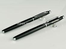 simple couple metal pen for promotion
