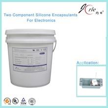White Liquid RTV Silicone Sealant/Silicone Gel for Electrics Components Shanghai