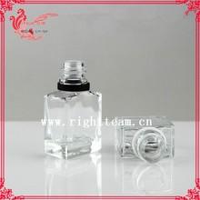 glass dropper bottle unicorn
