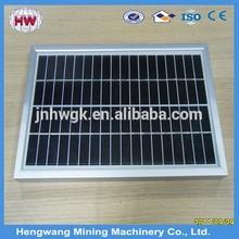 high watt power solar panel/solar panel price