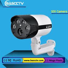 MUX fxed focus 1080p sdi hd cctv camera