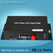 1 Channel VGA Video & Audio vga multiplexer vga to coax converter