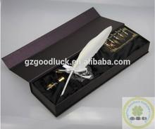 2015 goose natural feather magic handy Christmas light pen
