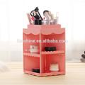 rotación 360 organizador de cosméticos cajas