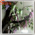 design unico vendita calda glicine artificiale albero