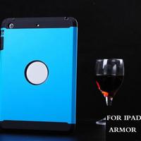 2015 tablet metal case for ipad mini, for ipad mini case, from china for ipad mini 3 case