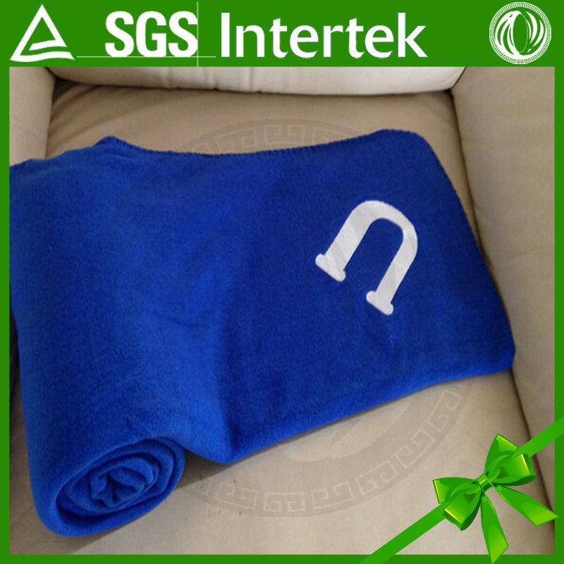 ขายร้อนที่มีคุณภาพสูง110x160cmultra- ปรับผ้าห่มขนแกะขั้วโลก