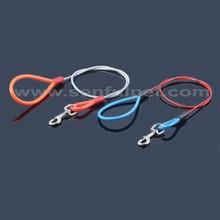Fashion High Quality Steel Pet Lead Heavy Duty Cable Lead