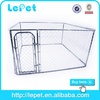 wholesale chain link rolling outdoor pet cage dog run fence