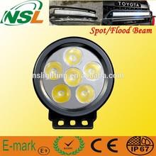China Manufacturer Wholesale 18W led work light Tuning Light stand portable led work light