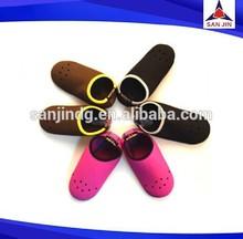 baratos deporte 3mm calcetines de neopreno con cremallera scuba dive buceo botines de agua pesca deporte zapatos botas calcetines
