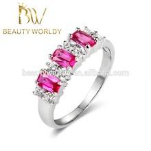 925 man ring/fashion wedding ring / wholesale gold ring settings