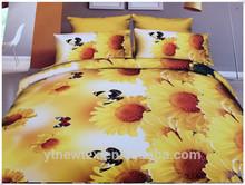 duvet cover set bedding quilt with print 3d pattern