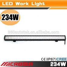234w led work light for tractor/234watt led worklights portable