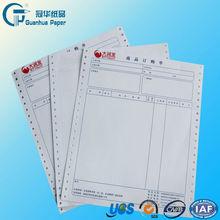 hot sale single ply computer form/computer print copy paper