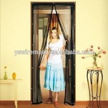 Magnetic screen doors/ magnetic curtain door/magnetic door screen curtains
