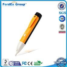 led plastic pen touch pen with led blinking pen
