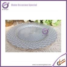 17765-4 silver porcelain christmas cake antique china souvenir plate