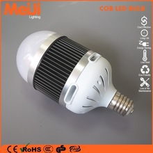 China supplier high lumen low decay 2015 most popular products 50w high power cob led bulb e27
