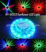 Mini Party Club 48pcs RGB 5MM Led Sunflower Light LED Stage Effect Light