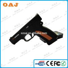 New latest usb flash drive !! 3D pistol shape usb flash drive