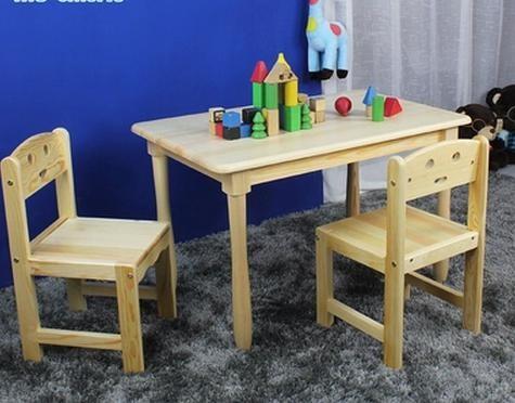 mobili per bambini giocattoli di montessori bambini tavolo e sedie ...