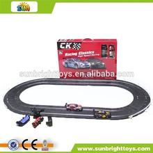 Big size Classical Racing play set 1:32 Racing car 323cm rail-way slot toys