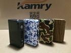 China wholesale kamry 20 watt box mod dry herb vaporizer manufacturer