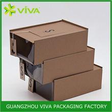 Popular Elegant Design carton box packing for shoe