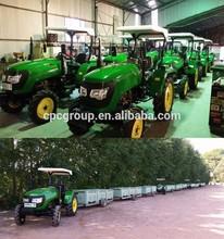 Cloud Pillar machinenry tractor cp35hp 4WD mini tractor grass