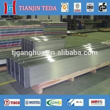Antideslizante de acero inoxidable de hoja / placa de alta calidad
