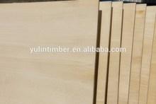 paulownia edge glued board with good price