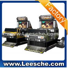 LSRM-021car vibration Coin-Operated Horse Racing Game Machine/maximum tune 4 arcade game machine