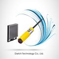 De plástico tubular m18/retro- reflectante/de detección a distancia 100cm/dr-100n/cilíndrica de infrarrojos sensores fotoeléctricos