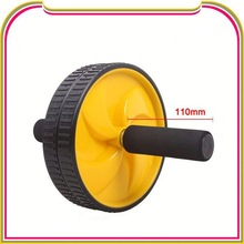 I097 Small abdomina fitness ab roller exercise wheel