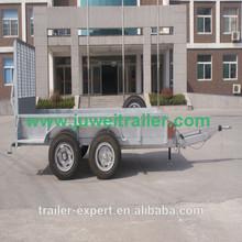 car hauler / cargo mate / quad tires