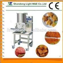 Automatic Fish Pork Beef Shrimp Chicken Meat Pie Forming Machine