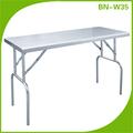 comercial da cozinha equipamentos açoinoxidável mesa dobrável