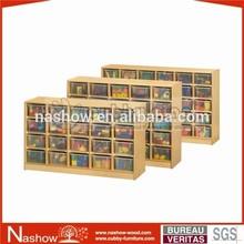 Cubby Plan CB-011 High Quality Children Wooden Cupboard