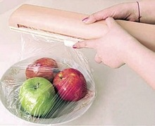super transparency easy wrap food package pvc film roll