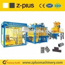 Good finished product QTY10-15 brick making machine block machine