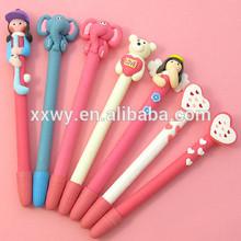 Hot sale and decorative Cartoon ballpoint pen