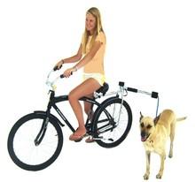 Bike Dog Exerciser Bicycle Leash Hands Free Exercise Walk Ride Pet Harness Run