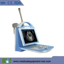 MSLPU27w GE Vivid Portable Ultrasound System/digital portable color doppler ultrasound machine