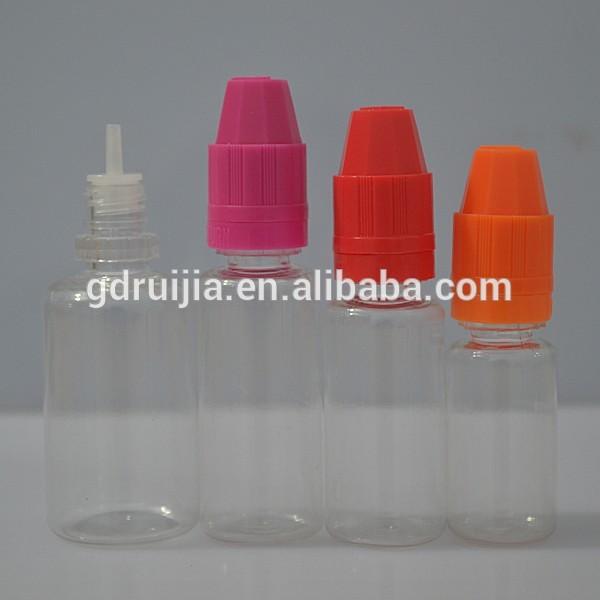Guangzhou rj embalagem tampa de garrafa, reciclagem de plásticos, esvaziar garrafas de suco de venda por atacado