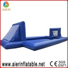 inflatable football field inflatable soap football game, soap football game