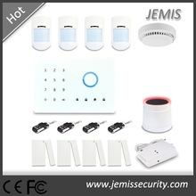 New Product ! GSM WIFI Alarm System Support APP&Android Operation(JM-G2H)