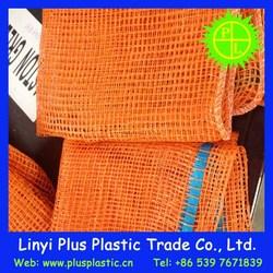 plastic packaging onion/fruit net mesh bag
