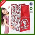 Nuevos productos calientes para 2015 hello kitty bolsa, chino bolsa de diseñador, pp tejido bolso de mano