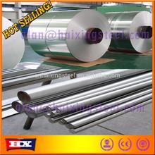 ISO9001 standard stainless steel half round bar